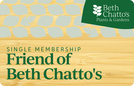 Become a  Friend of Beth Chatto's