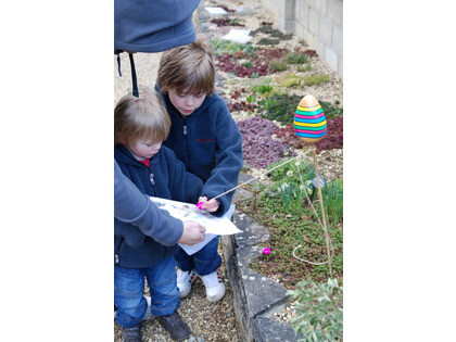 The Great Garden Easter Egg Hunt - Every Day Until Monday 21st April 2014